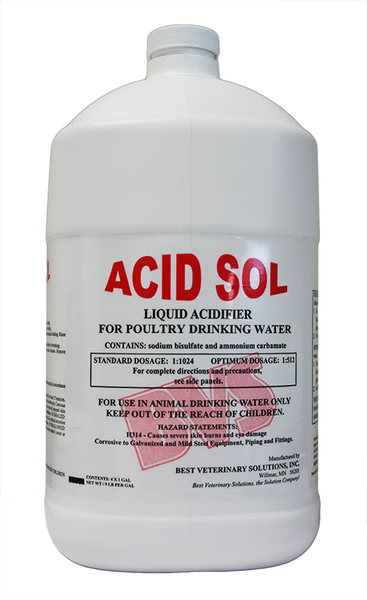 Acid Sol gallon