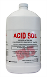 More about the 'Acid Sol gallon' product