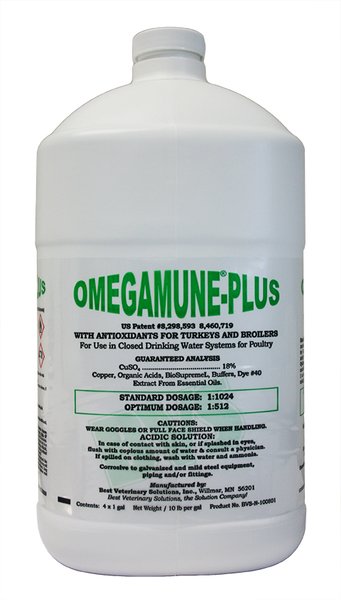 Omegamune Plus 1 gallon