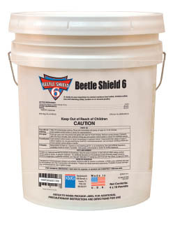 Beetle Shield 6 10 lb sleeve