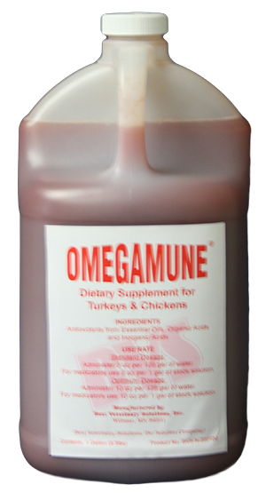 Omegamune 1 gallon