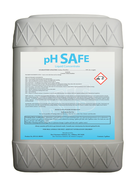 pH Safe Liquid 5gal